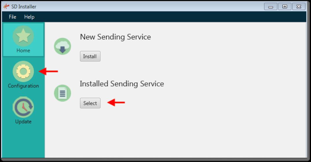 Sending Service E Filewiki
